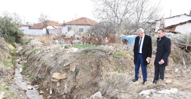 Sancaklıbozköy'ün altyapı sorununa yeni proje