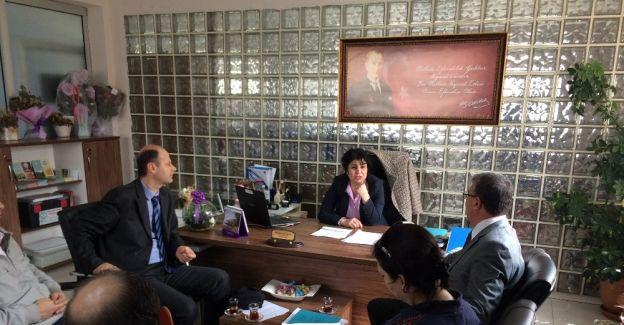 DSİ'den Manisa Büyükşehir'e ziyaret
