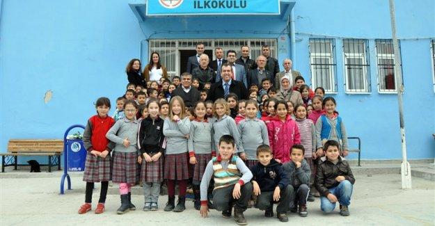 Manisa Halk Sağlığı Müdürlüğünden Özel Proje