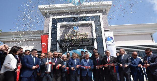 Yunusemre Kentsel Dönüşüm Ofisi açıldı