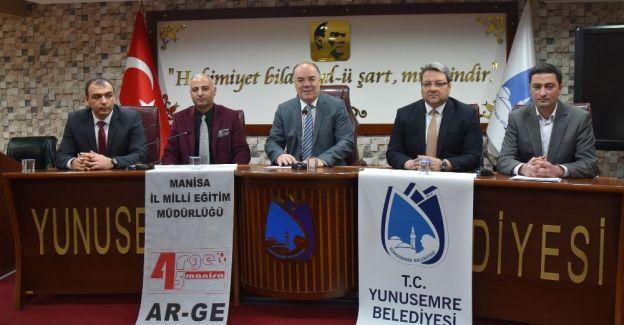 Yunusemre'deki işyerleri Türkçeye sahip çıkacak