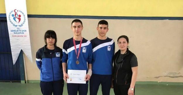 Yunusemreli teakwondocular finali garantiledi