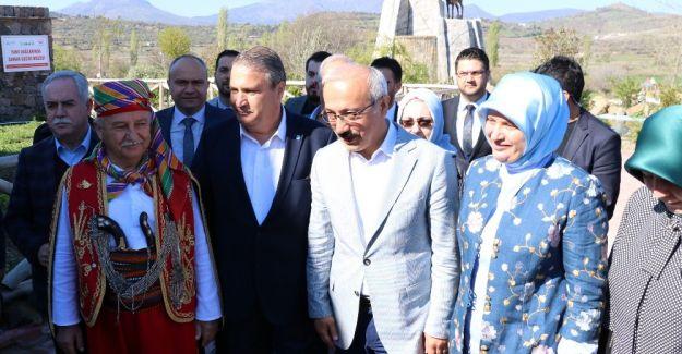 Kalkınma Bakanı Lütfi Elvan: