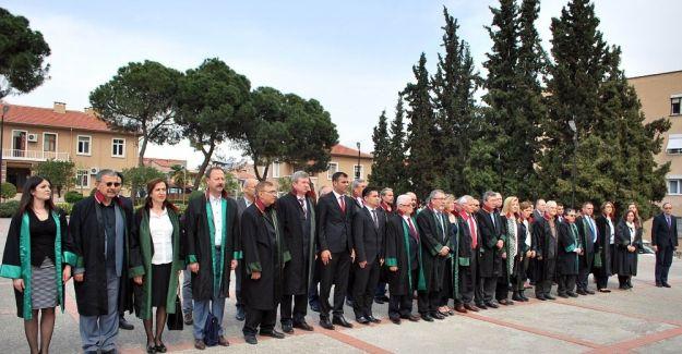Manisa'nın ilçelerinde Avukatlar Günü kutlamaları