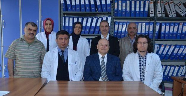 Salihli Devlet Hastanesinde TSK mensuplarına kolaylık