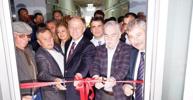 Saruhanlı'ya yeni devlet hastanesi sözü