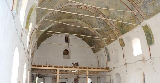 Tarihi bina hem eğitim hem sanat merkezi olacak