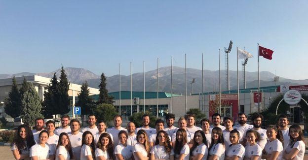 Türkiye Sualtı Federasyonundan Büyükşehire teşekkür