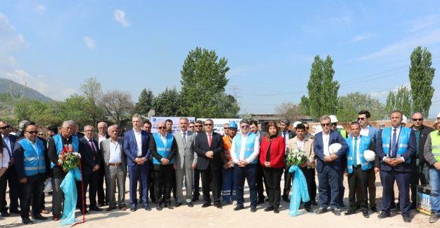 Yunusemre Belediyesi'nden dev yatırım