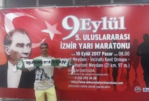 Ahmet Bayram'dan aynı günde iki başarı