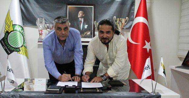 Akhisar Belediyespor isim sponsorunu buldu