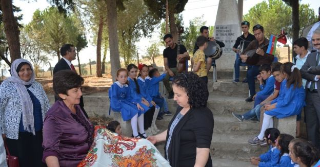 Azerbaycanlı konuklar Kula'da