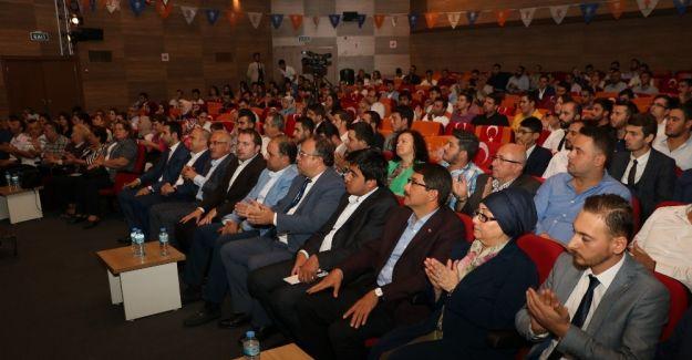 Genel Başkan Ecertaş ilçe kongresine katıldı