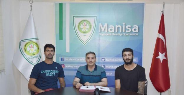 Manisa BBSK basketbolda yeni transfer