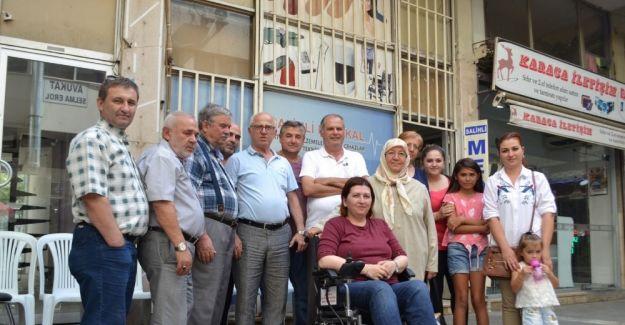 Manisa'dan Kosova'ya uzanan yardım eli