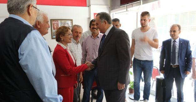 MHP'li Akçay'dan CHP'ye Barzani çıkışı