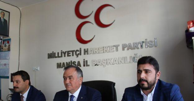 MHP'li Akçay'dan 'Türkiye'yi çok daha sıcak günler bekliyor' uyarısı