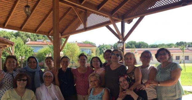 Soma'da 40 yıllık mezunlar buluştu