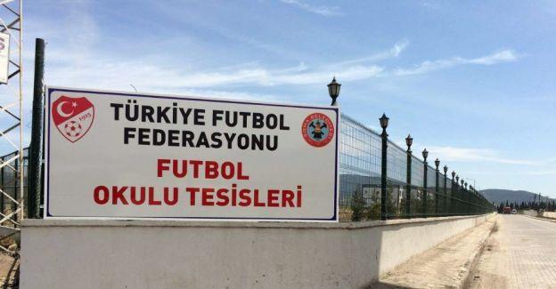TFF Futbol Okulu, Soma Belediyesi'ne devredildi
