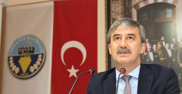"""Turgutlu Belediye meclisi """"İyi ki varsın Eren"""" dedi"""