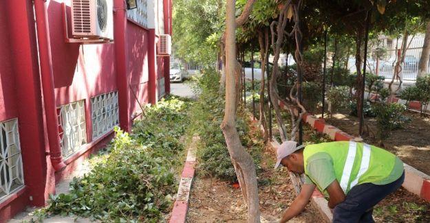 Turgutlu Belediyesi, okulları yeni döneme hazırlıyor
