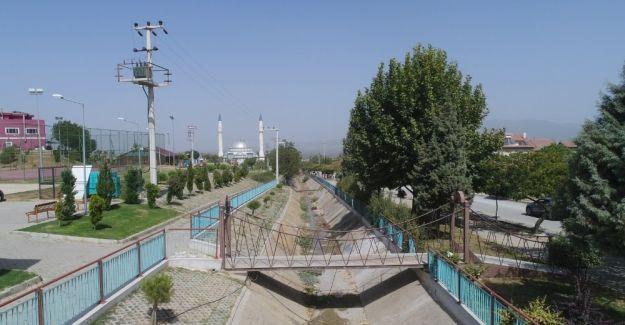 Turgutlu'da taşkın derdi bitiyor