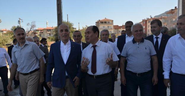 Türk İş'ten Soma'ya 1,7 milyonluk okul