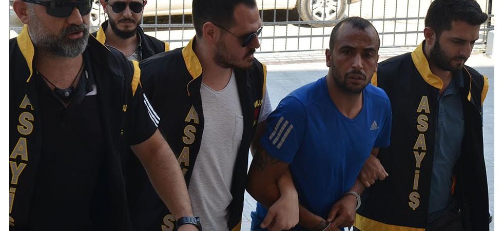 Müteahhidi gasp eden şahıs tutuklandı