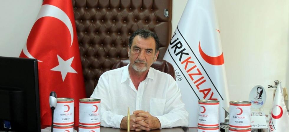 Türk Kızılayı vekaletle kurban kesim kampanyası
