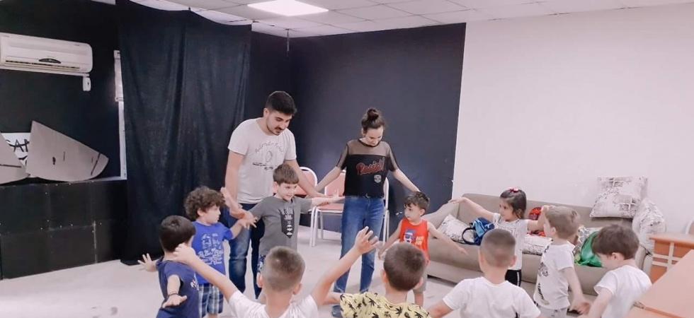 Turgutlu'da geleceğin oyuncularını yetiştiren kurs