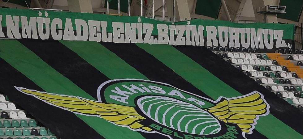 """Akhisarspor'dan TFF'nin küme düşmeme kararına tepki: """"Hukuki yollara başvuracağız"""""""