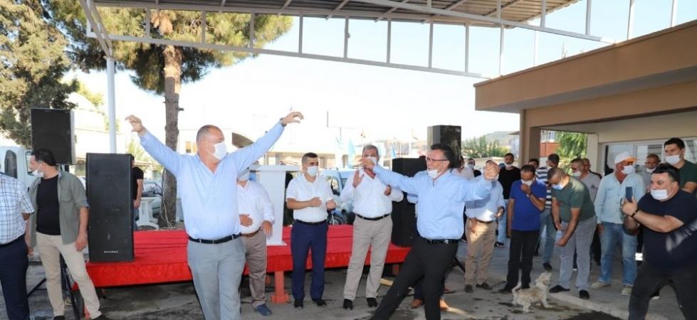 Alaşehir Belediyesinde 21 yıl sonra toplu sözleşme sevinci yaşandı