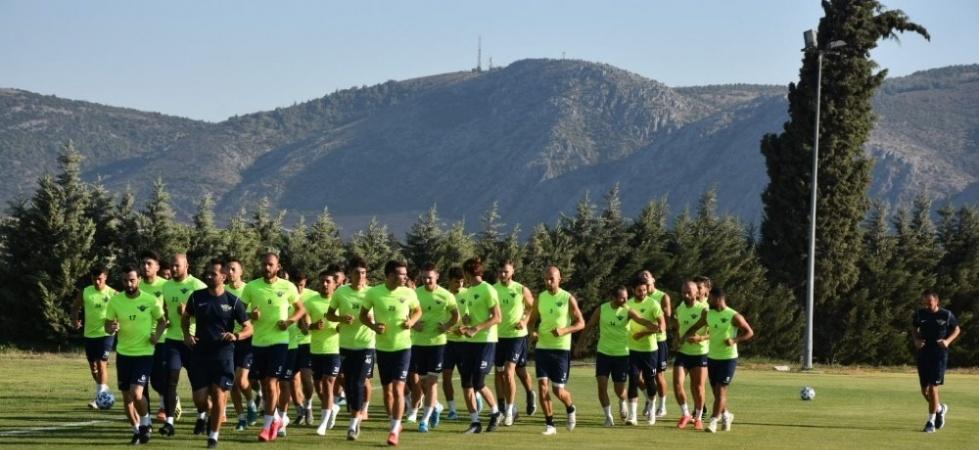 Akhisarspor yeni sezon hazırlıklarına başladı