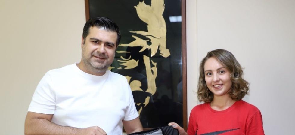 Ceren Kancaoğlu Turgutlu Belediyespor'da