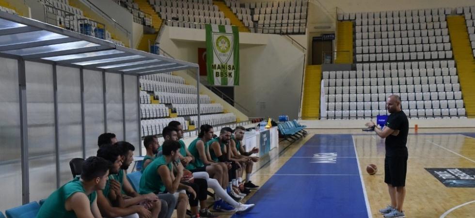 Manisa BBSK Basketbol Takımı sezonu açtı