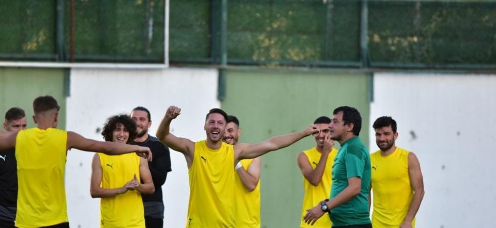 Manisa FK yeni sezon hazırlıklarını sürdürüyor