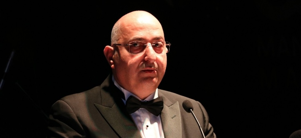 Manisa OSB Başkanı Türek'ten fabrika çalışanlarına 'Öpüşmeyin' uyarısı
