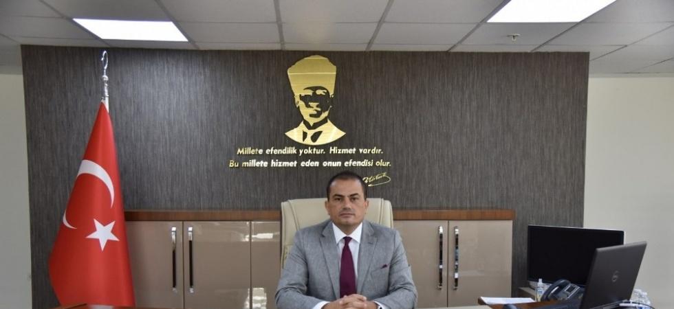 MASKİ Genel Müdürü Burak Aslay görevine başladı