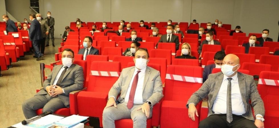 Başkan Ergün, alt ve üstyapı müjdelerine devam etti