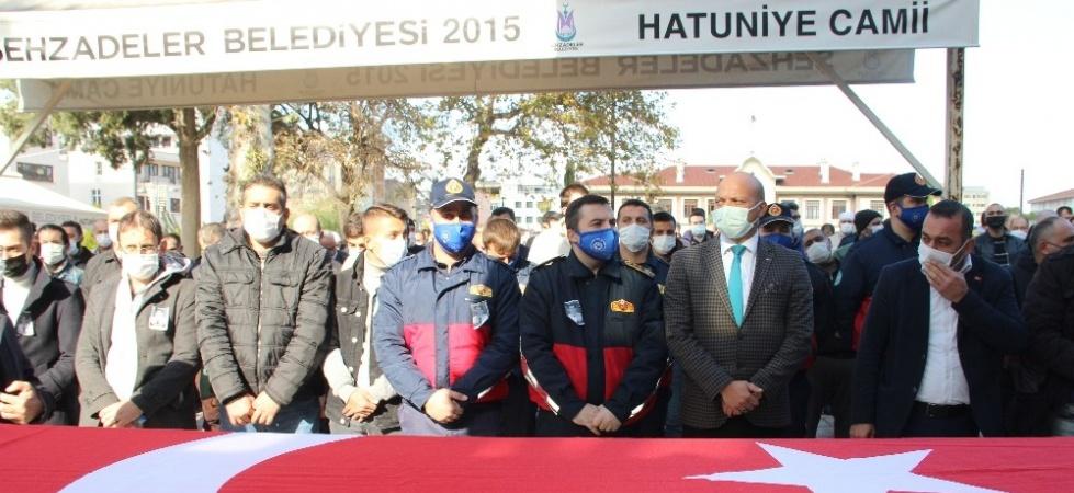 İzmir depreminin kahramanına hüzünlü tören