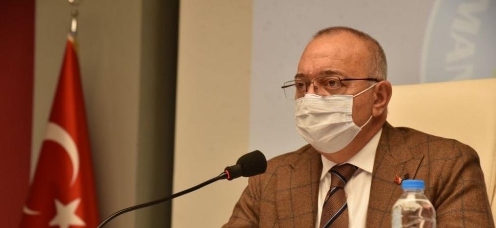 Manisa Büyükşehir Belediye Meclisi ikinci oturumu tamamlandı