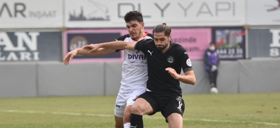 2. Lig: Manisa FK: 1 - Uşakspor: 1