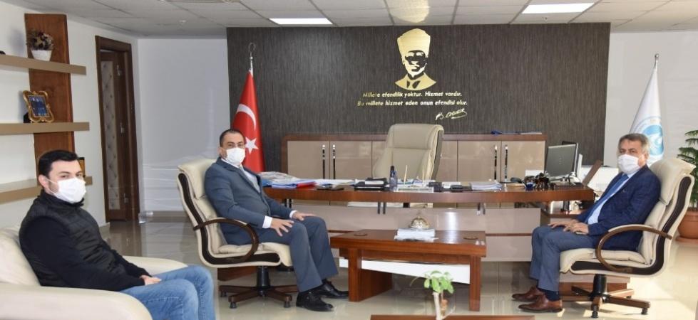 Ahmetli'deki çalışmaları değerlendirdiler