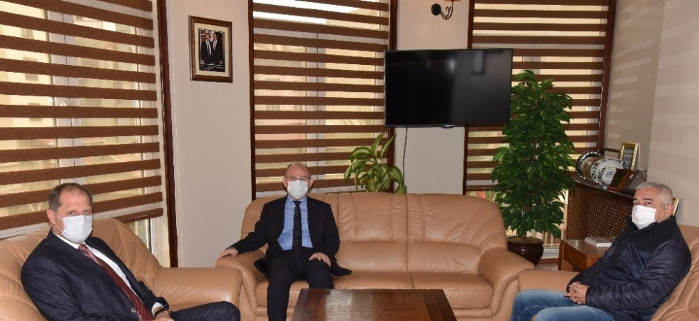 Başkan Özkasap, Ticaret Borsasının faaliyetlerini anlattı