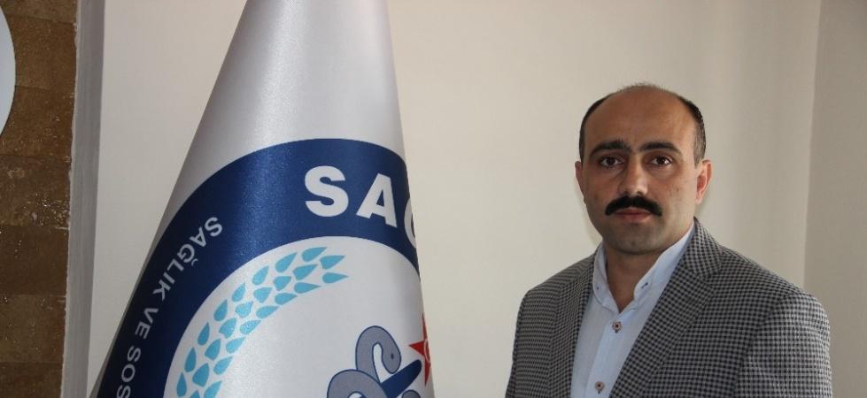 Cumhurbaşkanı Erdoğan'ın görevlendirmesi sağlıkçıları sevindirdi