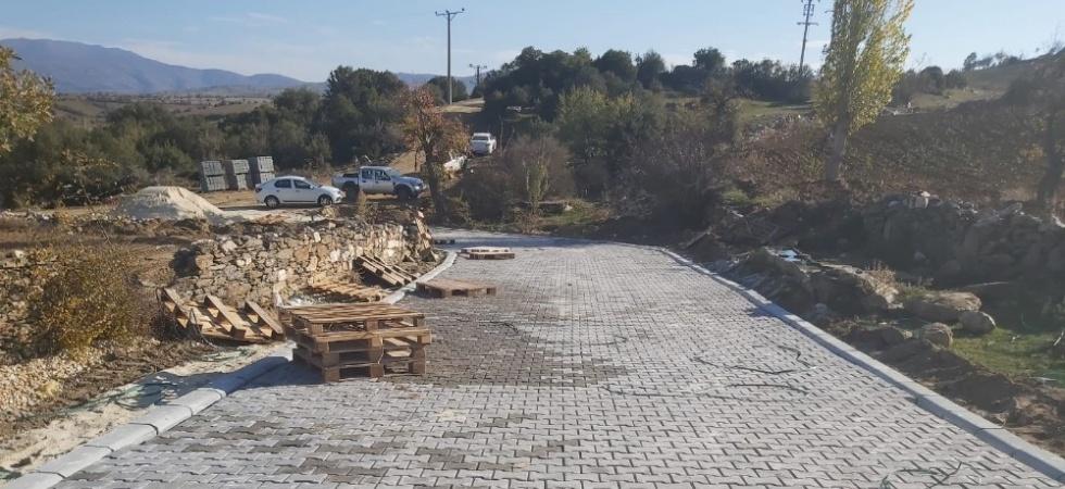 Hacıtufan'a 35 bin metrekare üstyapı