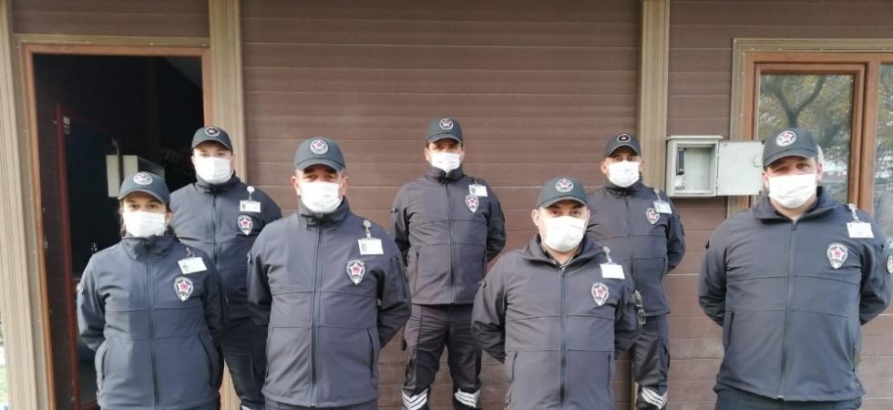 Kamu kurumlarının güvenliğinde tek tip üniforma dönemi başladı