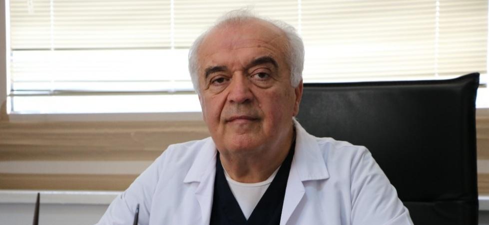 Korona tedavisi gören Prof. Dr. Koyuncu hayatını kaybetti