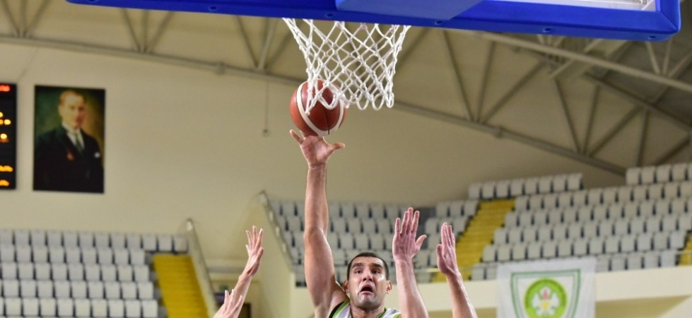 TBL: Manisa BBSK: 85- Konyaspor: 74