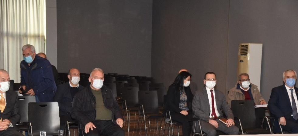 Turgutlu OSB Müteşebbis Heyeti toplandı